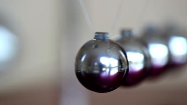 Dramatic Balancing Balls