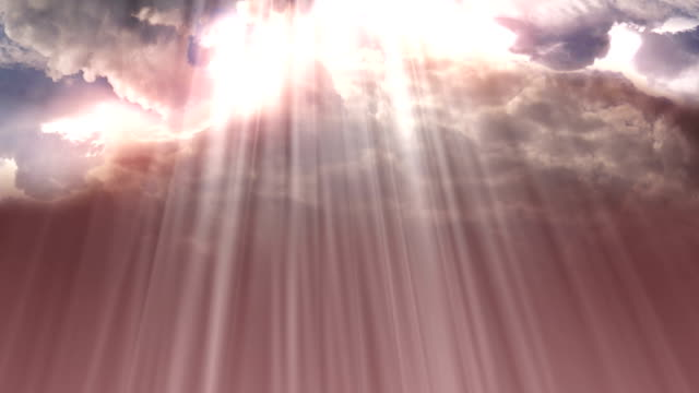 劇的な空の背景 - ストックビデオ - overcast点の映像素材/bロール