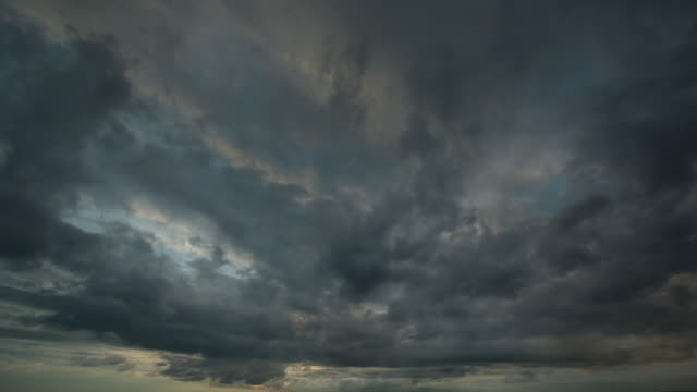 dramatic sky - storm cloud stock videos & royalty-free footage