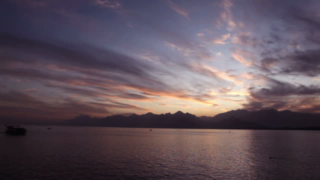 HD Dramatic Sunset
