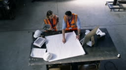 Draughting top level designs