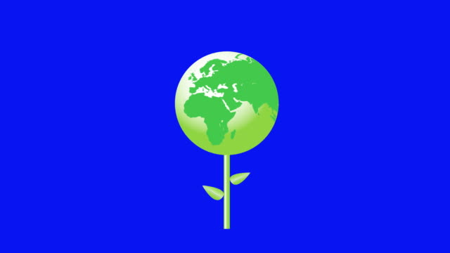 drawing vector green background background with theme of the world tree - global communications vector stock videos & royalty-free footage