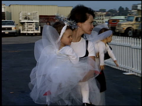 dream halloween children affect aids at the dream halloween children affect aids at santa monica airport in santa monica california on october 29 1994 - santa monica house stock videos & royalty-free footage