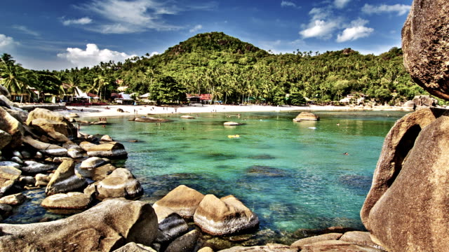 Dream-like beach