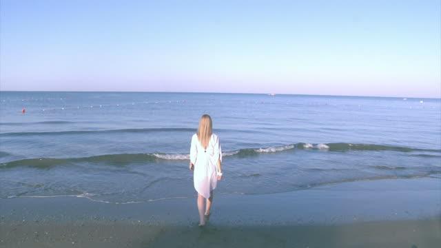 Dreamy Beach Scene