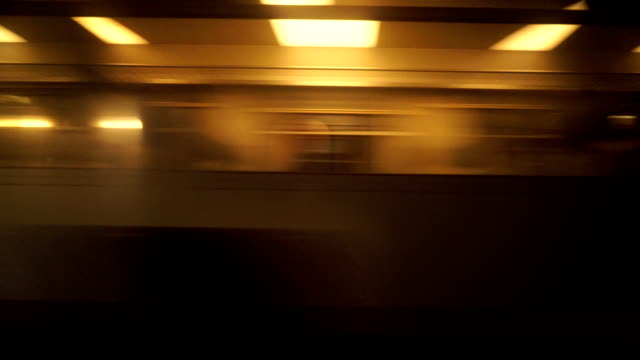 Dreamy Passing Trains