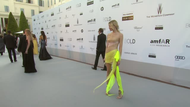 Dree Hemingway at the amfAR Cinema Against AIDS Gala at Antibes