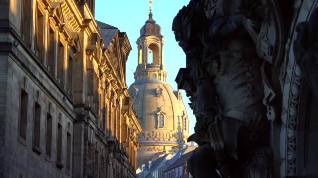 Dresden Frauenkirche, panning