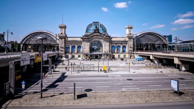 Dresden Main Train Station Hyperlapse