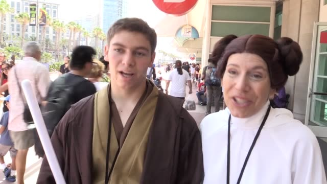 Dressedup fans descended on ComicCon San Diego to get the latest insight into Hollywood productions Netflix showed for the first time its trailer for...
