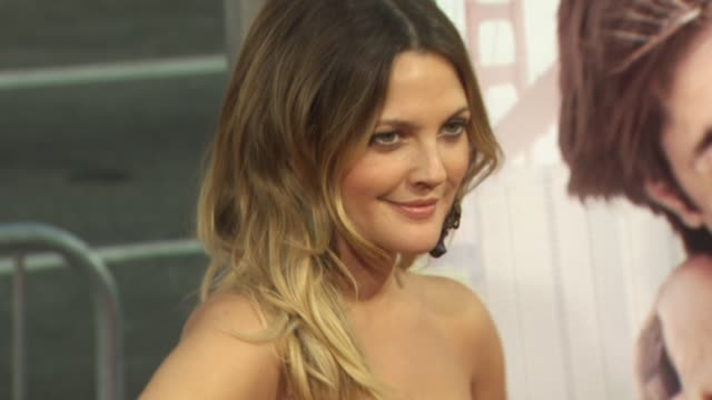 Drew Barrymore at the 'Going The Distance' Premiere at Hollywood CA