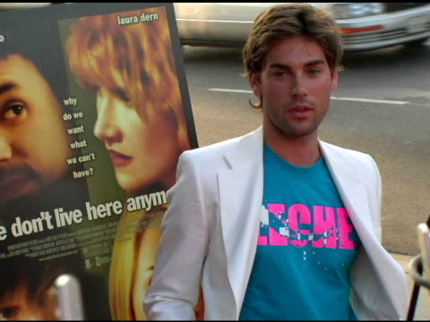 drew fuller at the 'we don't live here anymore' los angeles premiere arrivals at director's guild of america in hollywood, california on august 5,... - director's guild of america stock videos & royalty-free footage