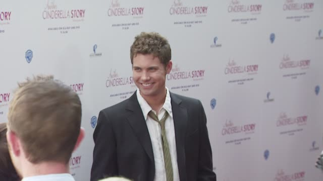 drew seeley at the the premiere of warner premiere's another cinderella story at los angeles ca - cinderella stock videos & royalty-free footage