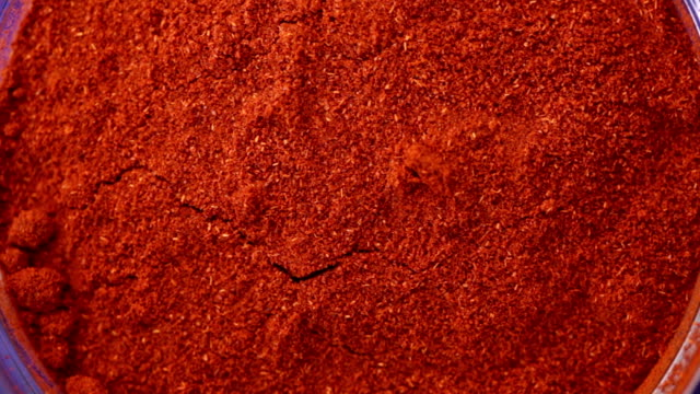 Dried Ground paprika