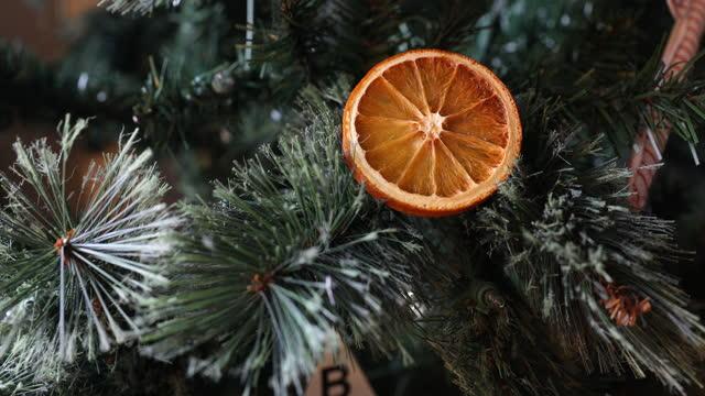 dried orange slice - kauai stock videos & royalty-free footage