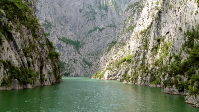 drin river - albania stock videos & royalty-free footage