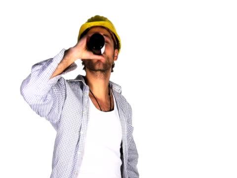 NTSC: Drinking beer