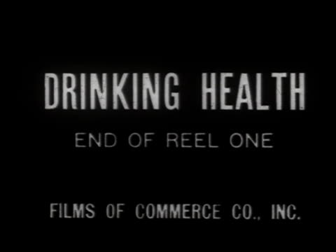 drinking health - 17 of 30 - drinking health 1930 film stock videos & royalty-free footage