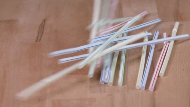 drinking straw being removed from table - censorship stock videos & royalty-free footage