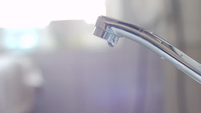 dripping faucet - tap stock videos & royalty-free footage