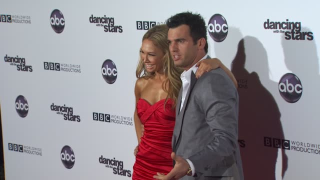 Driton 'Tony' Dovolani at the 'Dancing With The Stars' 200th Episode Celebration at Hollywood CA