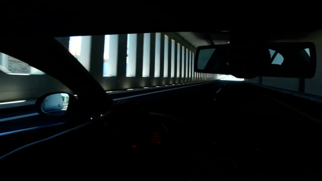 drive through tunnel