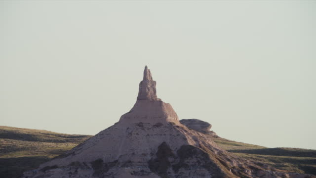 Drive-by Chimney Rock National Historic Site