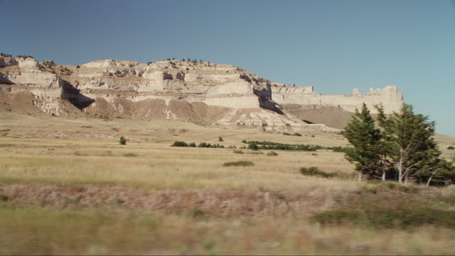 Drive-by Scotts Bluff National Monument