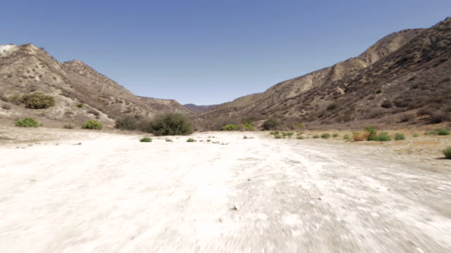 pov driving along deserted rocky mountain roads / santa clarita, california, united states - santa clarita stock videos & royalty-free footage