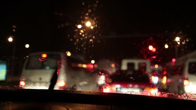 vidéos et rushes de la conduite de nuit - selimaksan