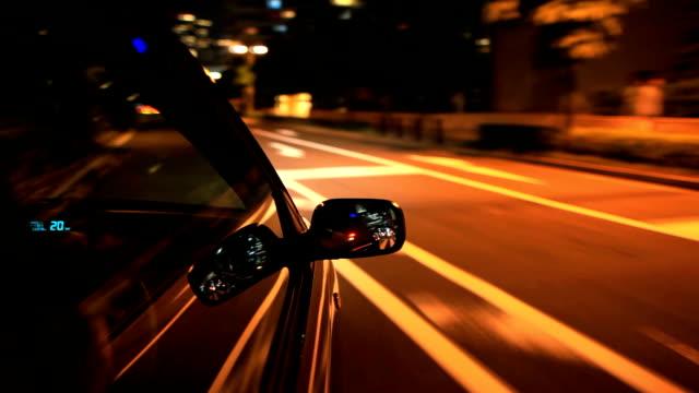 Driving at night