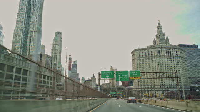 driving brooklyn bridge. - new york city stock videos & royalty-free footage