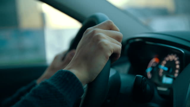 vídeos y material grabado en eventos de stock de conducción de coche - aprender a conducir