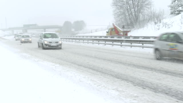 Driving In Extreme Winter Conditions