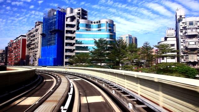 台北で駆動 - 台北市点の映像素材/bロール