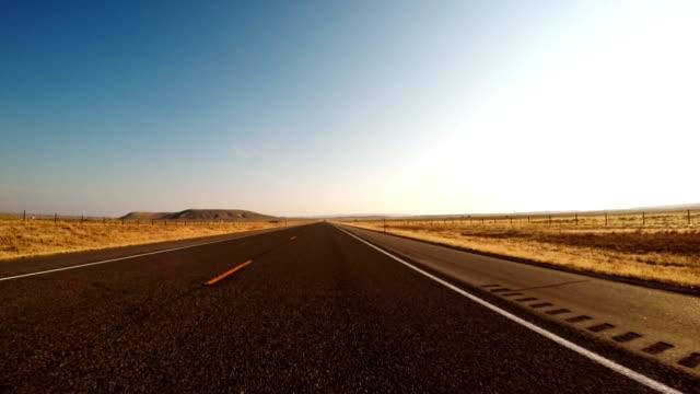 körning i bågarna nationalpark - förarperspektiv bildbanksvideor och videomaterial från bakom kulisserna