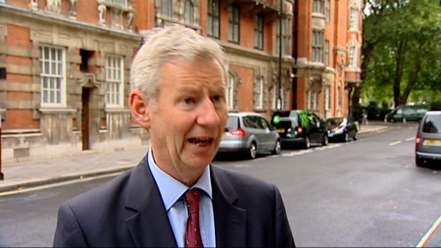 new report backs raising minimum driving age to 18; london: edmund king interview sot vox pops - new age stock videos & royalty-free footage
