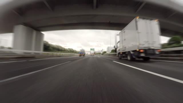 driving on highway- 4k- - plusphoto stock videos & royalty-free footage