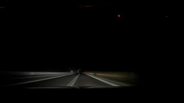 HD TIME-LAPSE: Driving On The Highway