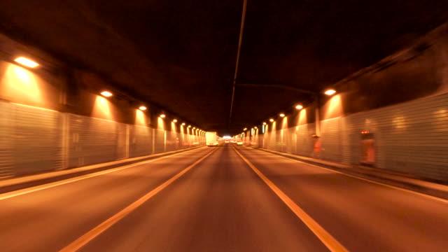 driving on the metropolitan expressway - plusphoto stock videos & royalty-free footage