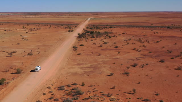 driving outback - australia stock videos & royalty-free footage