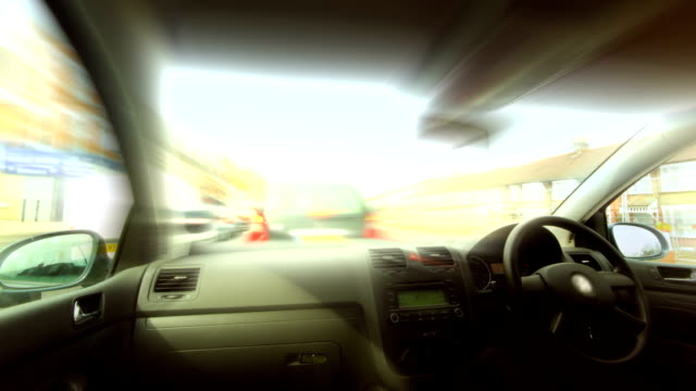 Driving Point of View. HD