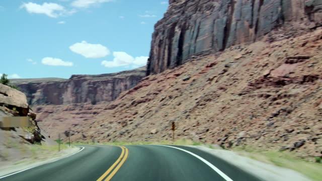 Driving Through Scenic Views #04
