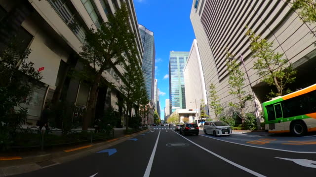 driving through the city - plusphoto stock videos & royalty-free footage