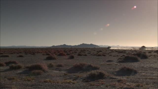 vídeos y material grabado en eventos de stock de driving through the gobi desert 02 - ubicación de película fuera de los estados unidos