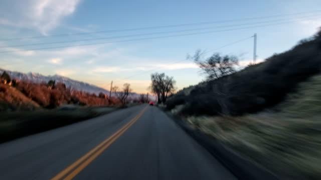 Driving Utah Salt Lake City