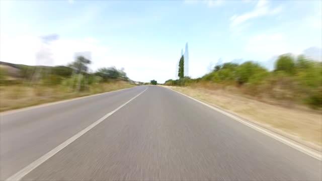 vidéos et rushes de de conduite - vertige