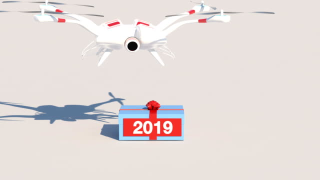 2019 Drone Animation