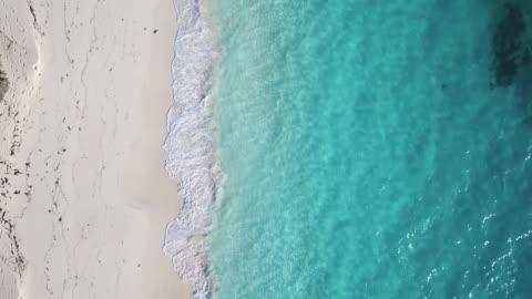 drone over exuma - island stock videos & royalty-free footage