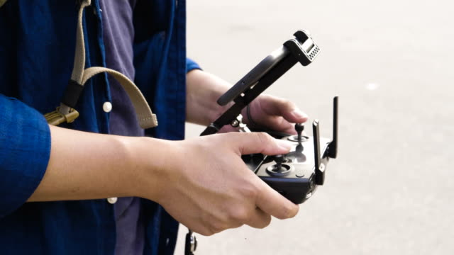CU: Drohne fernbedienen